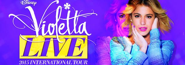 Violetta Live, il cast del serial Disney in tour anche nel 2015! - Notizia
