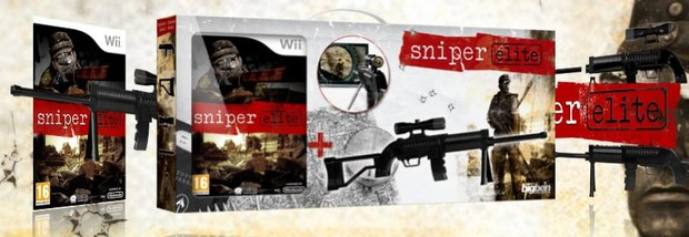Sniper Elite per Nintendo Wii in arrivo ad Ottobre
