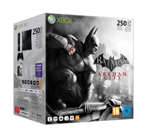 Batman Arkham City: spunta un bundle Xbox 360