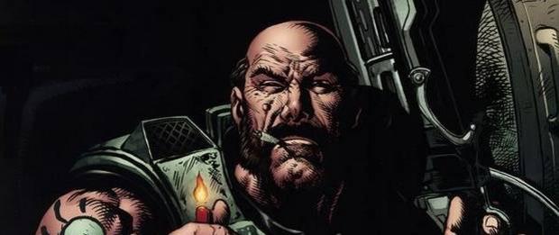 Gears of War 3: confermato Michael Barrick come protagonista del primo DLC