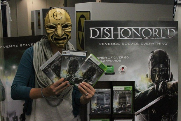 Dishonored è entrato in fase Gold