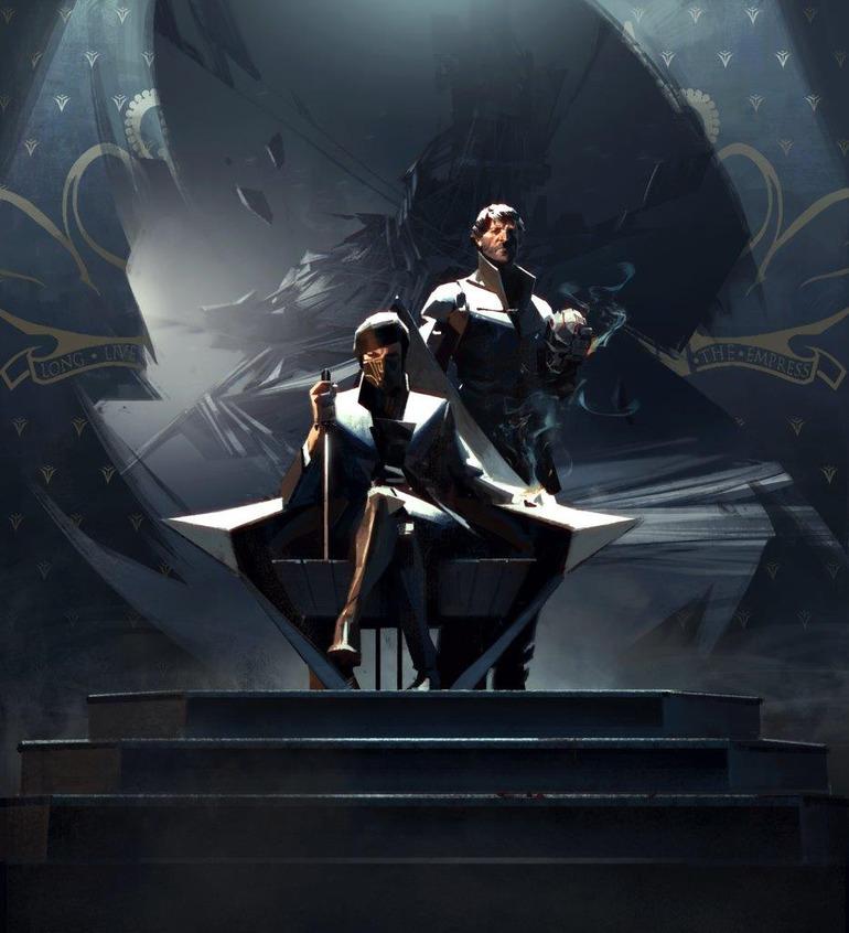 Dishonored 2: nuove immagini dei personaggi