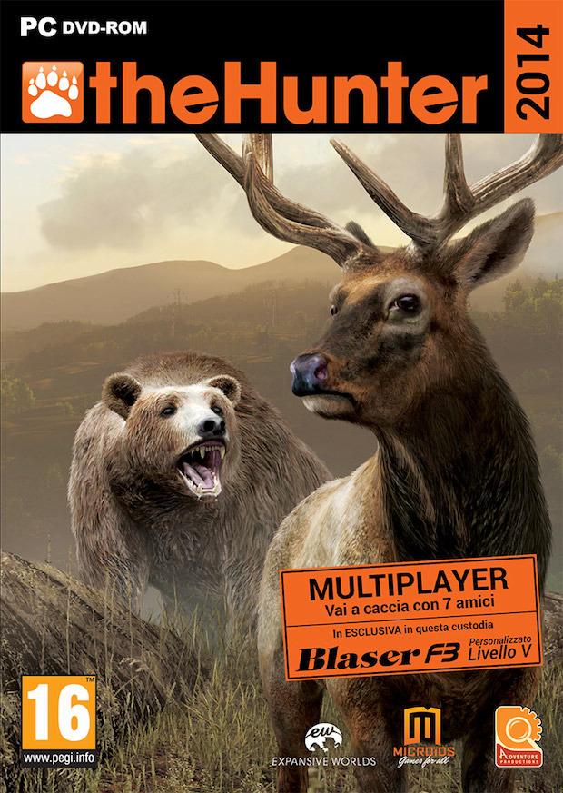TheHunter 2014 disponibile su PC
