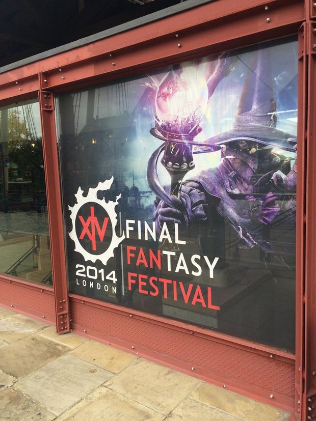 Final Fantasy Fan Festival: foto dall'evento di Londra