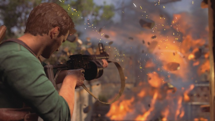 Uncharted 4: il multiplayer girerà a 900p e 60 fps