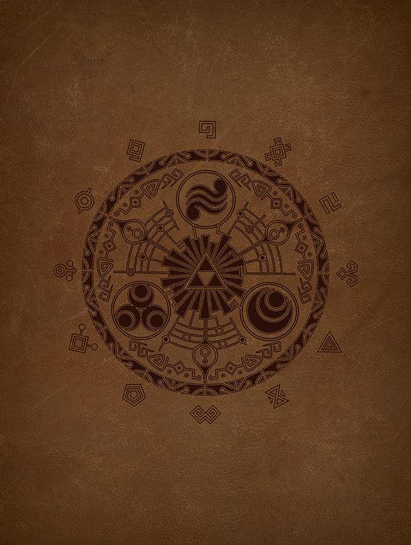 La copertina della limited edition di Hyrule Historia, l'artbook dedicato a The Legend of Zelda