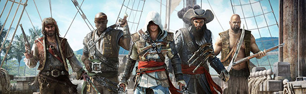 Assassin's Creed 4: Black Flag - recensione - PC