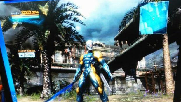 Metal Gear Rising: un'immagine per la skin del Cyborg Ninja