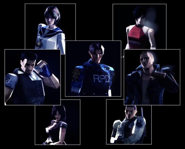Resident Evil 6: personaggi a 32 bit con le nuove skin gratuite