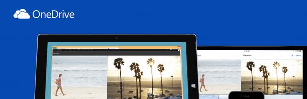 Microsoft OneDrive: in arrivo altre impostazioni per le fotografie - Notizia