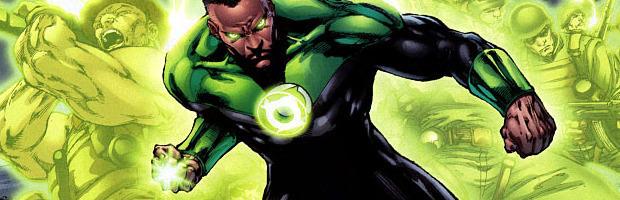 DC Comics: Tyrese Gibson incontra la Warner Bros. per Lanterna Verde? - Notizia