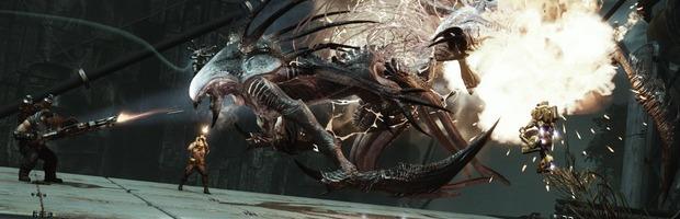 Evolve: pubblicato un video gameplay dedicato alla modalità single player - Notizia