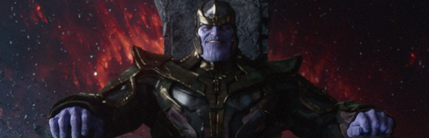 Guardiani della Galassia: la Hot Toys svela il suo Thanos - Notizia