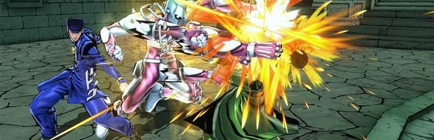 JoJo's Bizarre Adventure Eyes of Heaven: video con otto minuti di gameplay