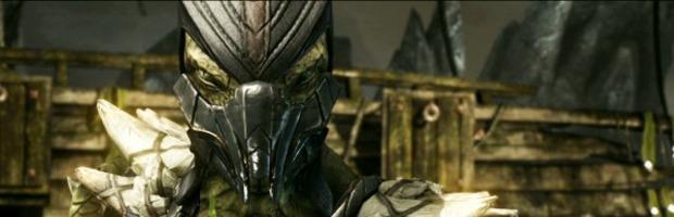 Mortal Kombat X: pubblicato il trailer italiano per Reptile