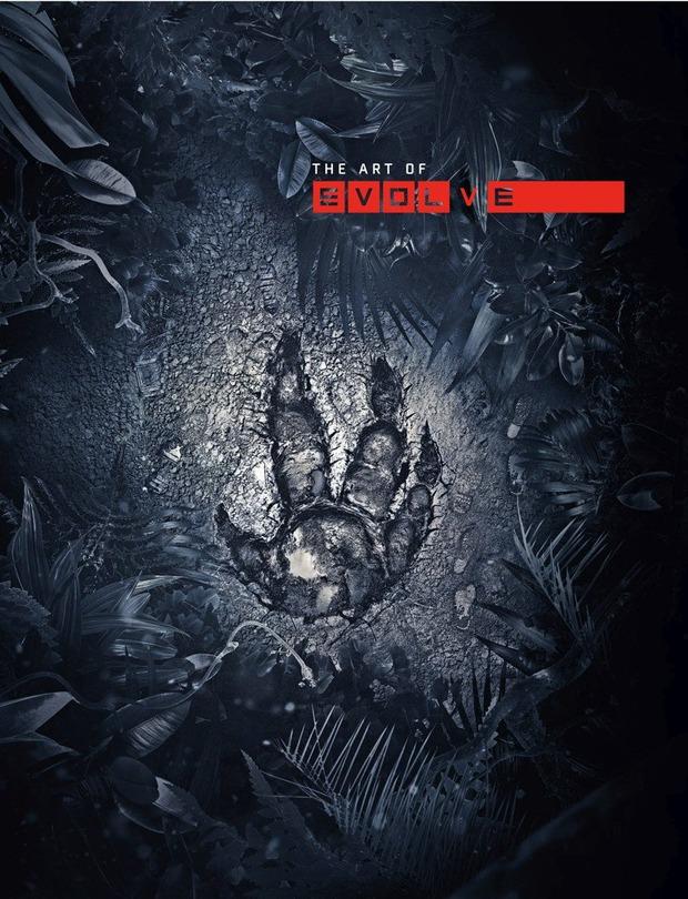 Evolve: annunciato il volume The Art of Evolve