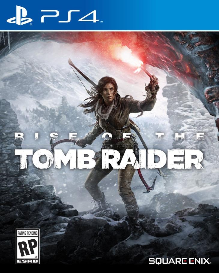 Rise of the Tomb Raider per PS4: Amazon.com apre i preordini
