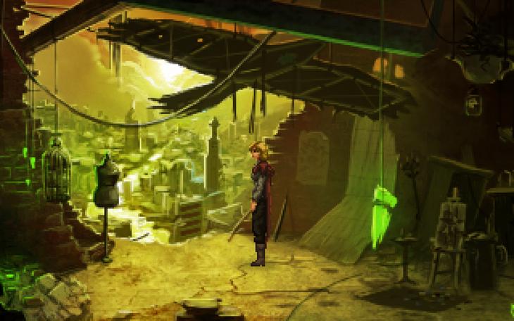 Shardlight: l'ultimo progetto di Wadjet Eye debutterà su PC l'8 marzo