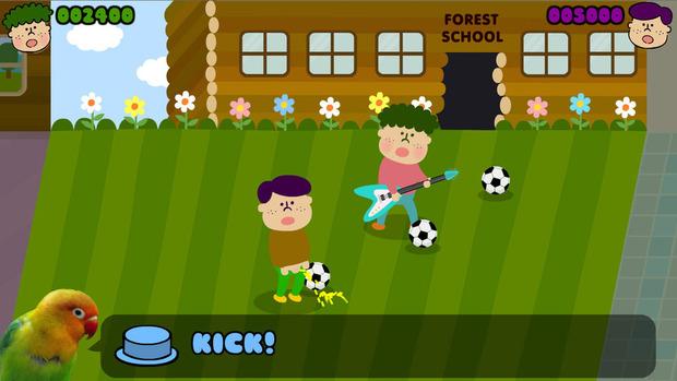 Tenya Wanya Teens: presentato il nuovo, assurdo, gioco del creatore di Katamary