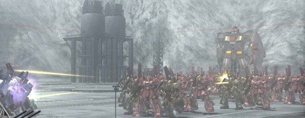 Dynasty Warriors: Gundam 2 - recensione - XBOX 360