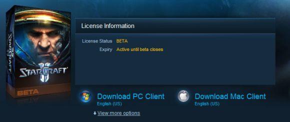 StarCraft II, disponibile la Beta per Mac