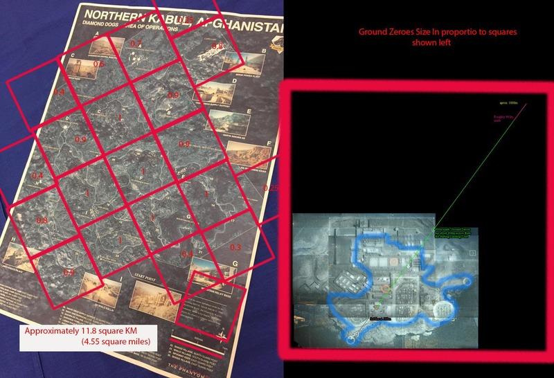 MGS 5 The Phantom Pain: la mappa dell'Afghanistan sarà 60 volte più ampia di Ground Zeroes?