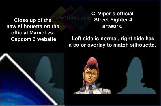 C. Viper in Marvel vs Capcom 3?