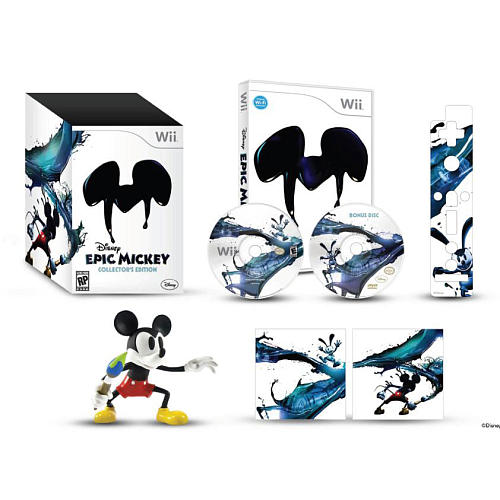 Epic Mickey, mostrata la Collector's Edition USA