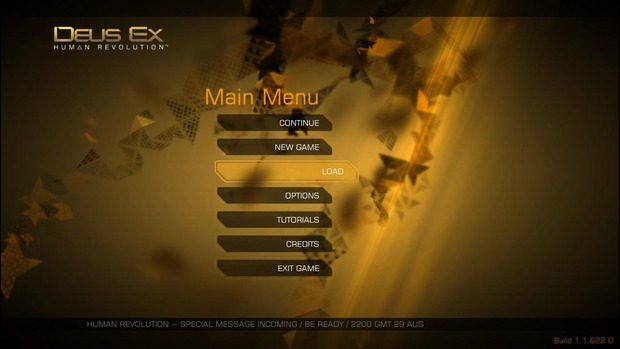 Deus Ex: Human Revolution: un annuncio in arrivo oggi?
