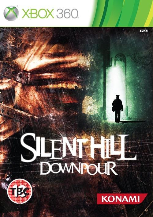 Silent Hill Downpour: box art e data di uscita da Amazon UK