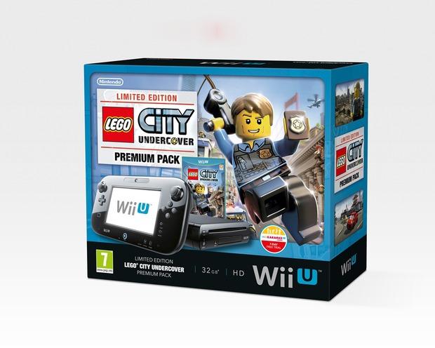 Wii U: Nintendo annuncia un bundle con Lego City: Undercover per l'Europa
