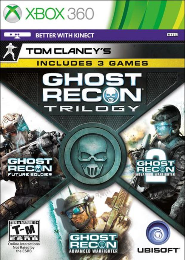 Ubisoft annuncia Assassin's Creed e Ghost Recon Trilogy per Xbox 360 in USA