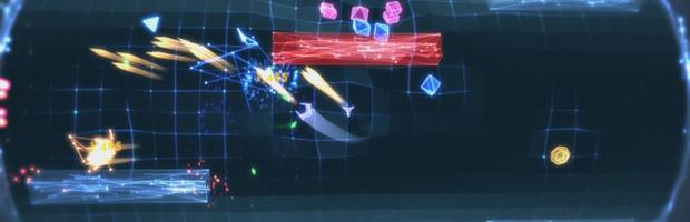 Geometry Wars 3: Dimensions, video gameplay off-screen dal PAX Prime 2014 - Notizia