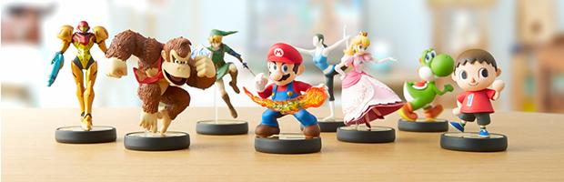Nintendo svela le action figure amiibo su Twitter - Notizia