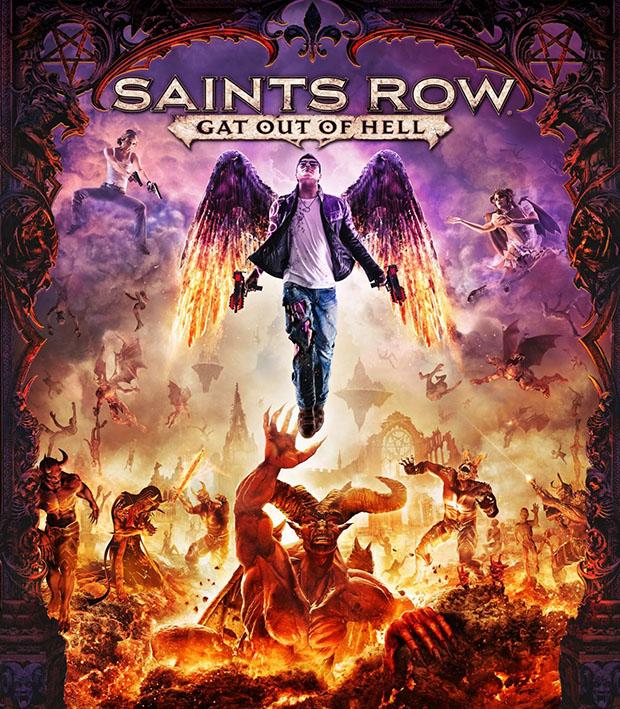Saints Row Gat out of Hell annunciato per PC e console: primo trailer e immagini