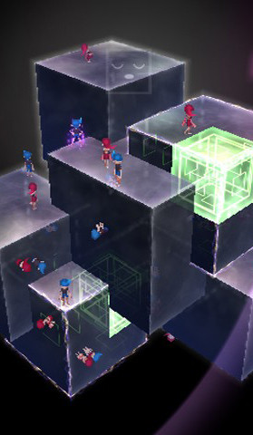 You, Me and the Cubes - recensione - Wii