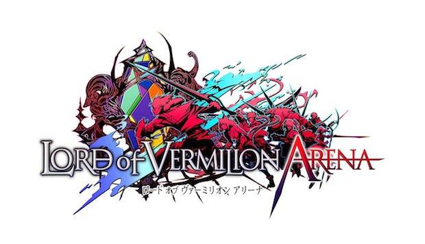 Lord of Vermillion Arena annunciato da Square-Enix