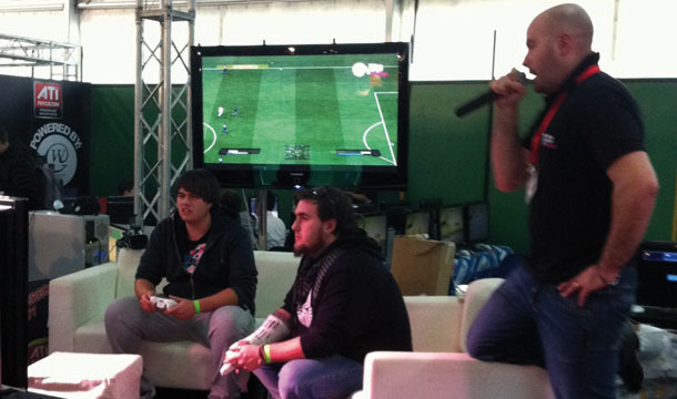 Lucca Games: grande successo per il torneo di FIFA 11