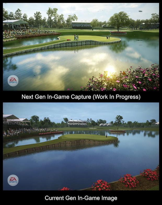 PGA Tour Golf: EA Sports svela il nuovo gioco della serie