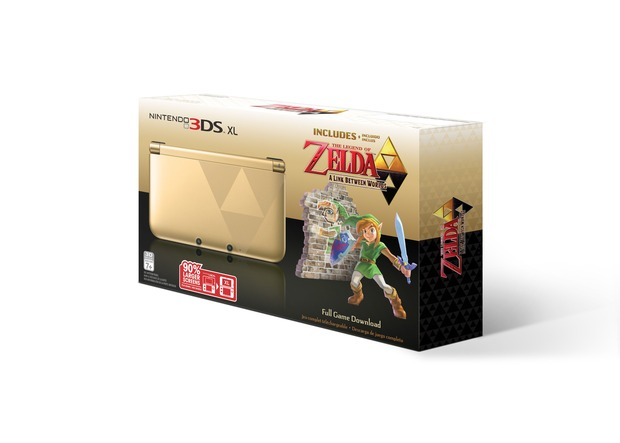 Nintendo 3DS XL: negli Stati Uniti arriva un bundle con The Legend of Zelda