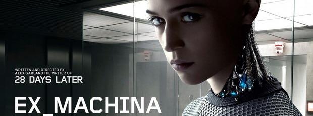 Ex Machina: rilasciato il trailer italiano - Notizia