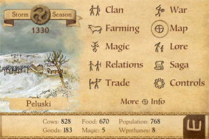 King of Dragon Pass - recensione - iPhone