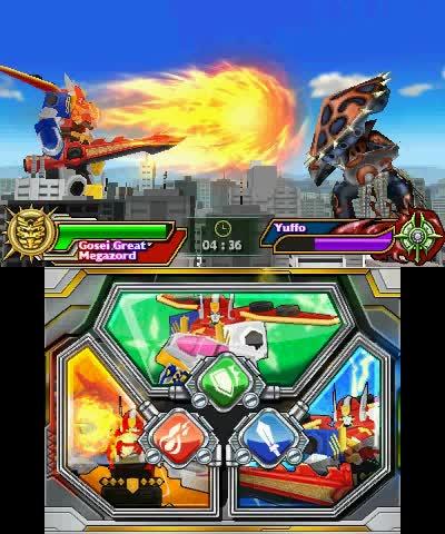 Namco-Bandai annuncia l'uscita di Power Rangers Megaforce