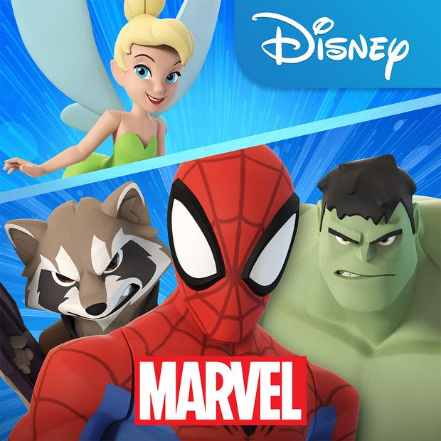 Disney Infinity 2.0 Scatola dei Giochi disponibile su App Store