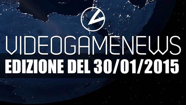 Videogame News: l'edizione del 30 Gennaio è online - Notizia