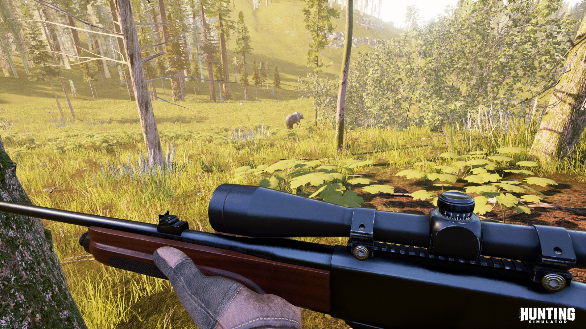 Hunting Games For Xbox 1 : Hunting simulator annunciato per pc ps e xbox one