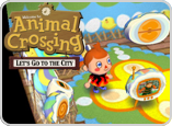 Animal Crossing: Let's Go to The City, Un nuovo DLC per Pasqua