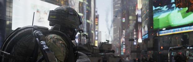 Vediamo le mappe ed il rampino di Ascendance in questi nuovi video di Call of Duty Advanced Warfare - Notizia