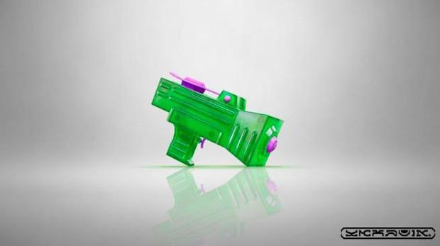 L'immagine del giorno di Splatoon mostra una nuova arma