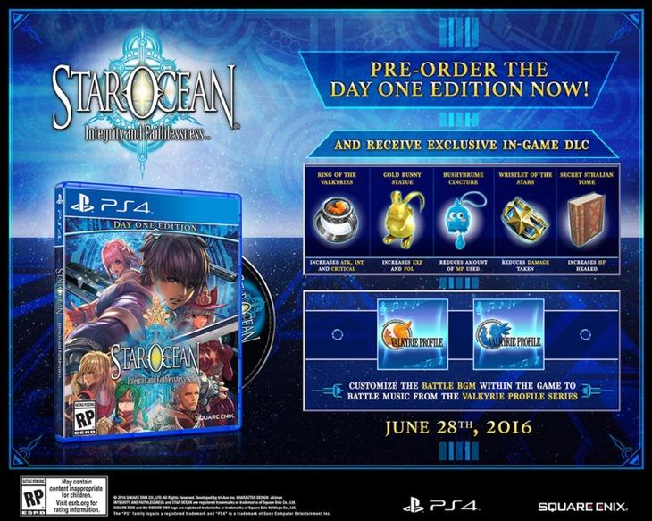 Star Ocean 5 esce a giugno in Nord America